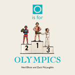 O is for Olympics - cover